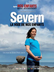 Projection : Severn, la voix de nos enfants @ A.R. Riva Bella