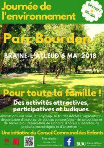 Journée de l'Environnement @ Parc Bourdon | Braine-l'Alleud | Wallonie | Belgique