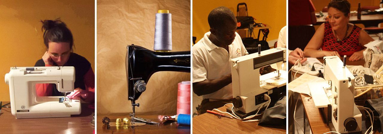 Ateliers de couture collectifs