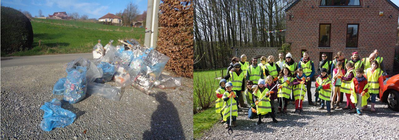 25 mars 2018 – Nettoyage de nos rues