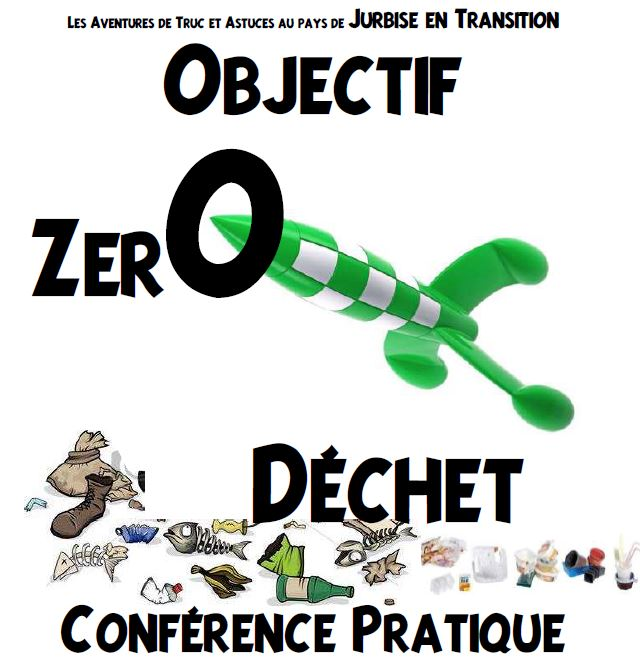 Conférence pratique Zéro Déchet @ Foyer Culturel de Masnuy-St-Jean