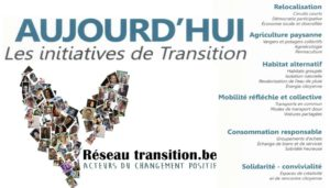 "Projection du film ""AUJOURD'HUI, les initiatives de Transition"" @ Foyer Culturel de Masnuy-St-Jean 