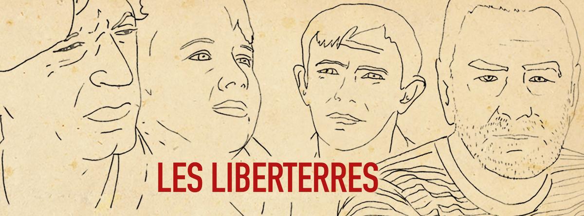Projection du film «Les LIBERTERRES», suivie d'un débat