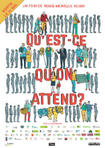 Projection du film/Voorstelling van de film : Qu'est-ce qu'on attend ? @ Ecole communale