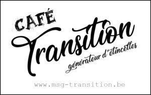 Café Transition @ Petite Salle des loisirs (au -1) | Mont-Saint-Guibert | Wallonie | Belgique
