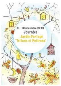 Week-end d'automne au Jardin Tritons et Potirons @ rue de la fosse en face du numéro 8 | Mont-Saint-Guibert | Wallonie | Belgique