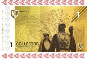 Billet collector