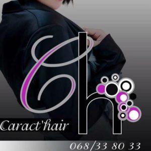 Logo Caract'hair