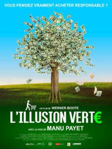 Ciné-débat : L'Illusion Verte @ Ath, Cinéma l'Ecran