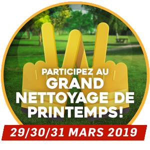 Grand Nettoyage de printemps – Equipe Amaury Ligny @ Amaury @ Rue Saint Nicolas Ligny