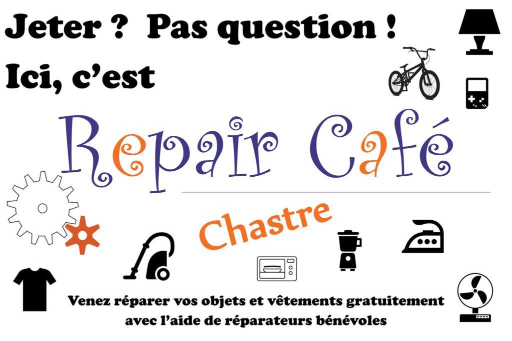 Repair Café Chastre