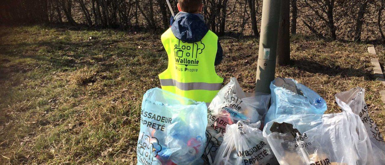 Grand nettoyage de printemps : opération réussie à Villeroux et environs !