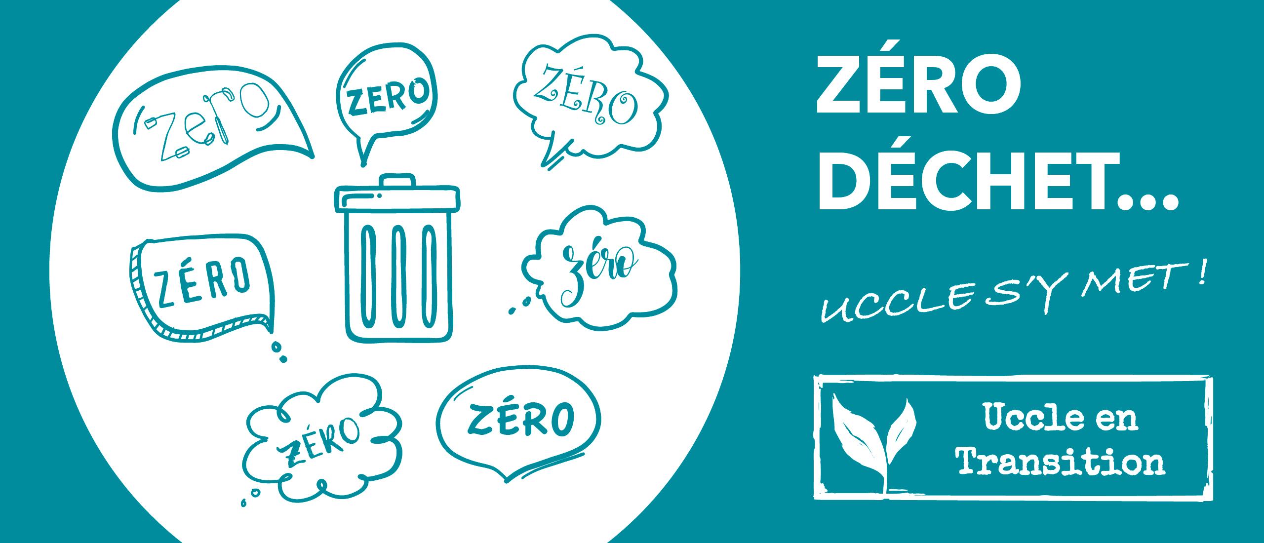 Fête du Zéro Déchet - Uccle en Transition - 23 juin 2018