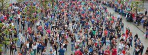 @Wavre : Flashmob, la Rumba de SPA avec Max Vandervorst! Lancement du mois 0 Déchet @ Place de l'hôtel de Ville à Wavre | Wavre | Wallonie | Belgique
