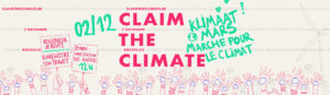 @Wavre: Rendez-vous pour la Marche pour le climat à Bruxelles @ Gare du Nord, Bruxelles