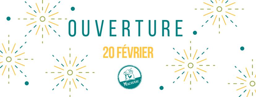 @Wavre: Ouverture de Macavrac, la super épicerie coopérative ! @ Athénée Maurice Carême @ Avenue des Mésanges, 1300 Wavre, Belgique