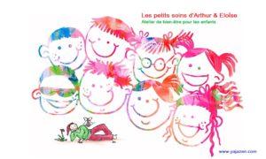 @Wavre : Les petits soins d'Arthur & Eloïse @ Germoir des Fontaines - Maison de la Transition