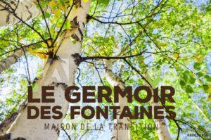 @Wavre : Grande fête du printemps au Germoir ! @ Germoir des Fontaines - Maison de la Transition