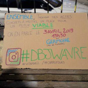 @Wavre – L'écologie: marcher c'est bien, s'informer c'est mieux ! @ Germoir des Fontaines - Maison de la Transition @ Rue des Fontaines, 51 à 1300 Wavre