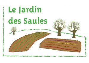 logo Jardin des Saules