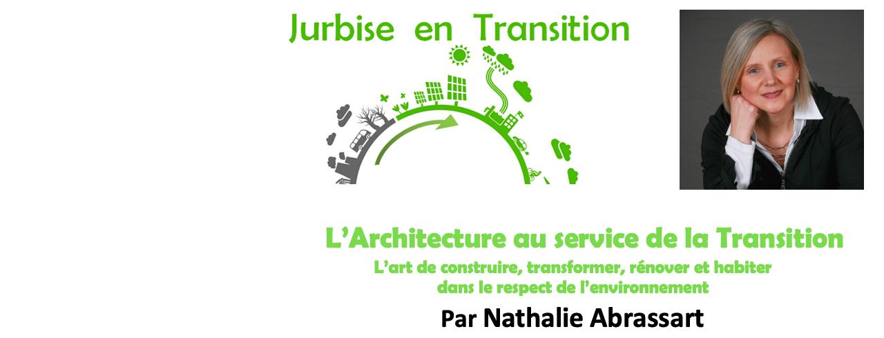 Conférence «L'Architecture au service de la Transition»