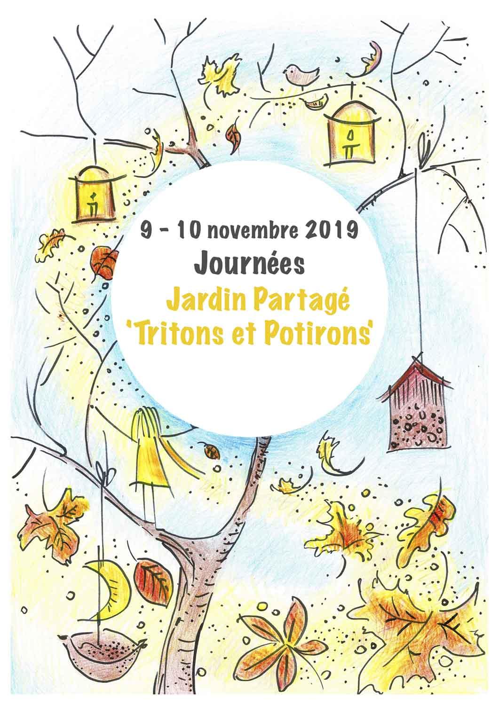 Week-end d'automne au Jardin Tritons et Potirons