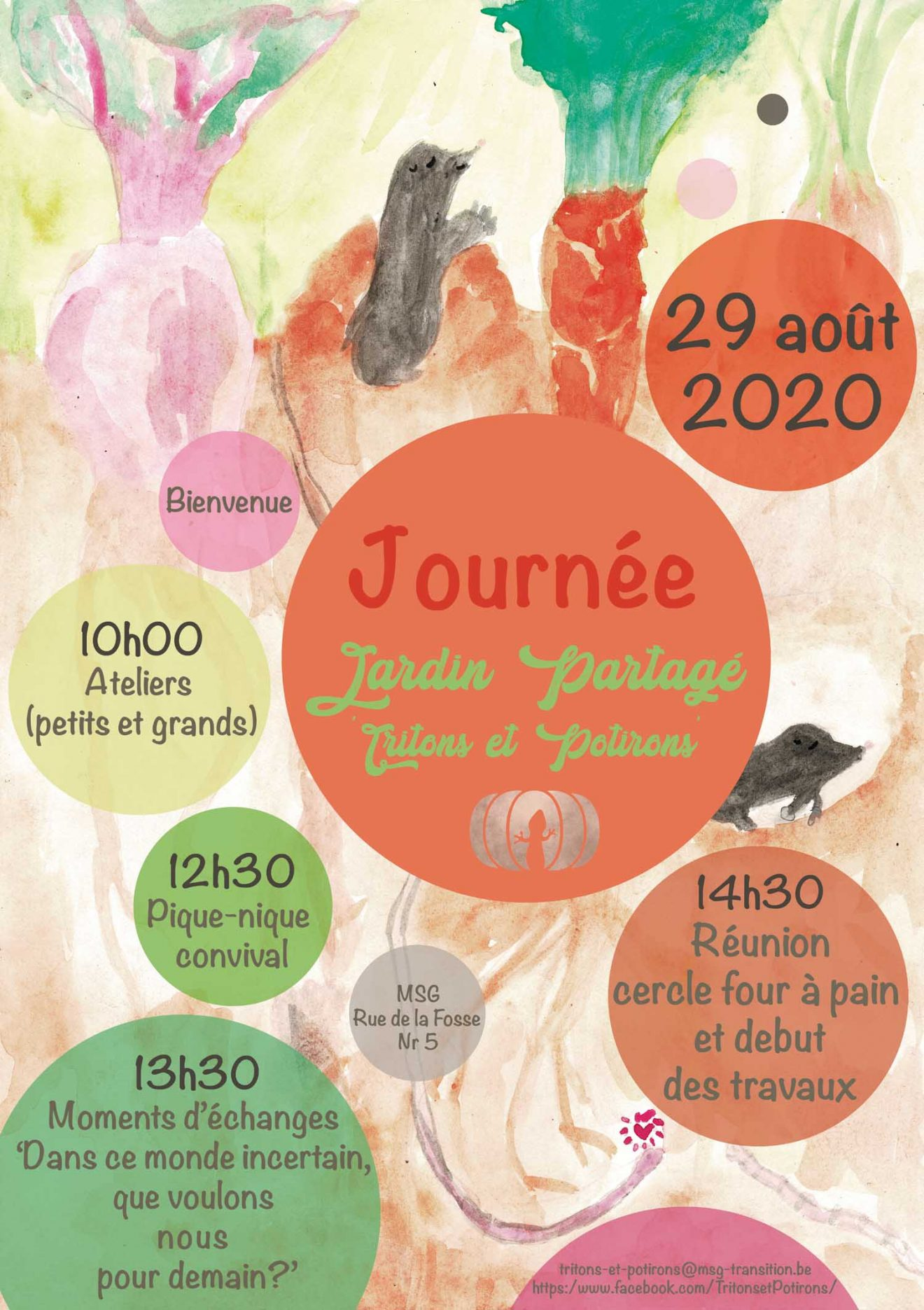 affiche aout 2020 nl