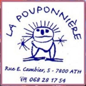 """Logo de """"La pouponnière"""""""
