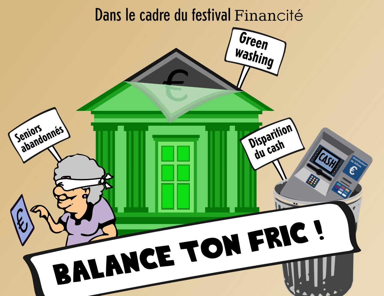 Un atelier de Financité