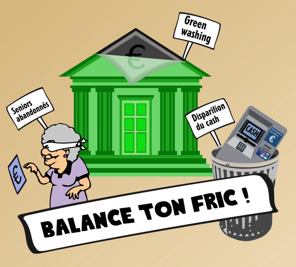 """Atelier Financité """"Balance ton fric !"""" @ La Régence"""