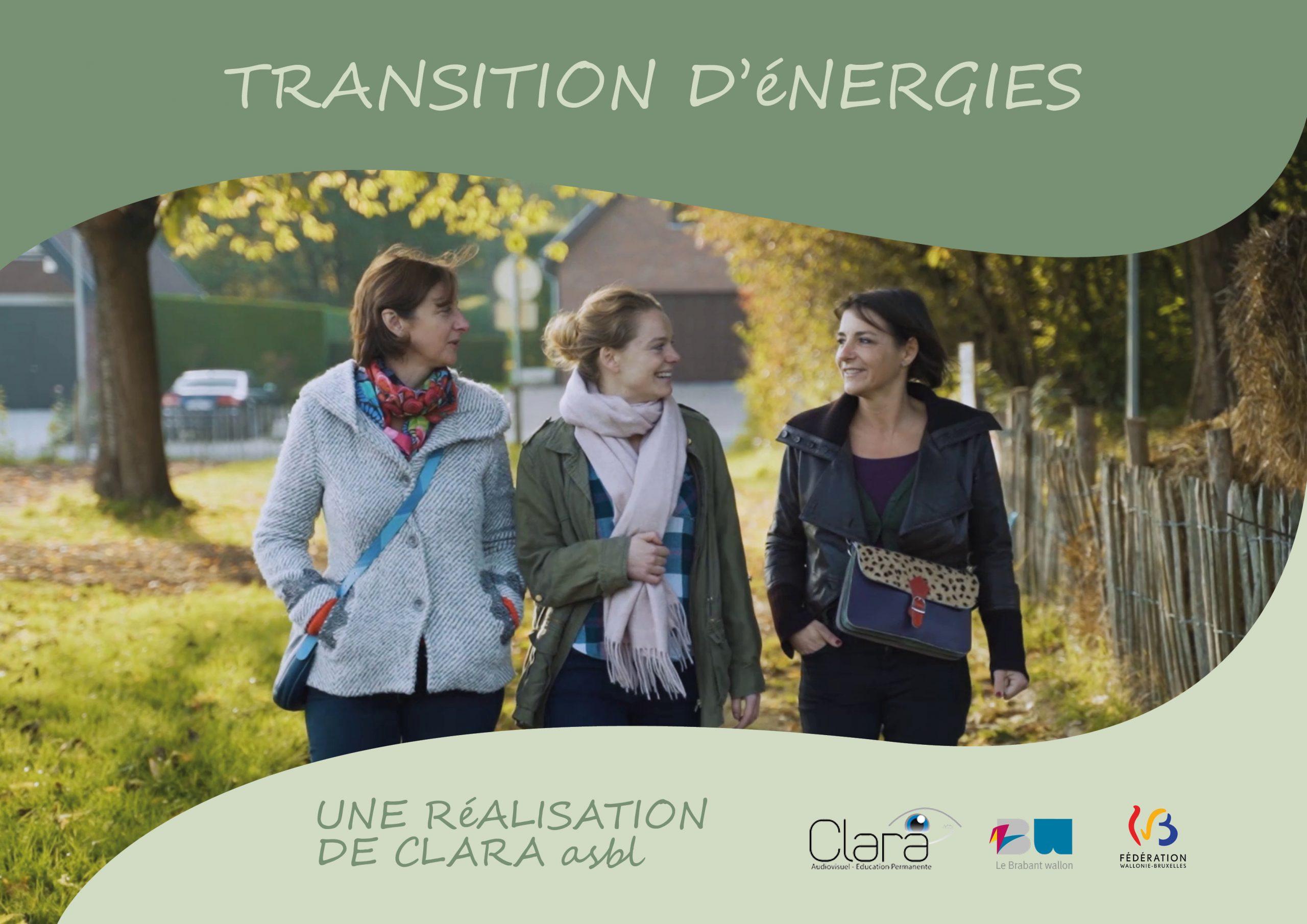 @Wavre : Projection-débat en présence du réalisateur, Jean-Philippe Delobel (Clara asbl) du film : Transition d'énergies @ Maison de la Transition
