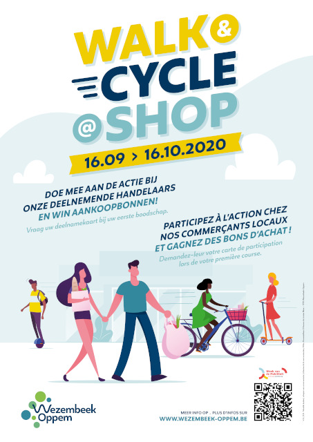 Walk&Cycle@shop